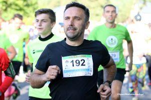 1. Bieg Arasmusa. Setki biegaczy w Kiełpinie, najszybsi Dominic Mailu Musyimi oraz Dominika Nowakowska - zdjęcia