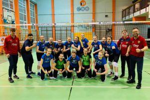 Kadetki Wieżycy 2011 Stężyca nie awansowały do półfinału mistrzostw Polski