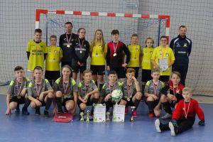 Halowa Liga Juniorów w Kiełpinie 2020/2021 zakończona. Amator i Wierzyca podwójnymi zwycięzcami