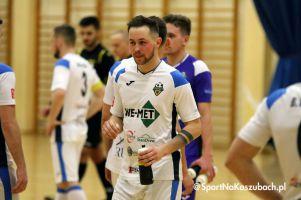 We-Met Futsal Club - KS Futsal Obroniki w niedzielę w Sierakowicach i w internecie