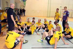 GKS Cartusia Kartuzy - Wybrzeże II Gdańsk  24:16 (7:7). Zwycięstwo na początek nowego sezonu