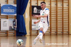 Futbalo Białystok - We - Met Futsal Club. Sprawiedliwy remis w meczu bez presji