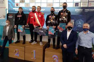 Grzegorz Kunkel ze Skrzeszewa zadebiutuje w seniorskich mistrzostwach Europy w zapasach