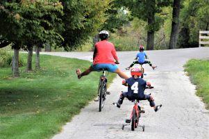 Wycieczka rowerowa z dziećmi - jak się przygotować?