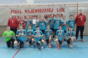 GKS Żukowo zwyciężył w wojewódzkiej lidze piłki ręcznej rocznika 2008