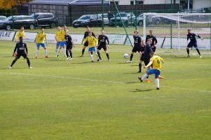 Radunia Stężyca - GKS Przodkowo. Wysokie zwycięstwo faworyta w derbach Kaszub w III lidze