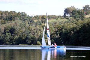 Żeglarski Puchar Czterech Gmin w Chmielnie od 30 września. Omegi i cadety popłyną na finiszu sezonu na Kaszubach