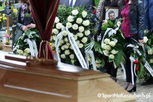 Ostatnia droga mistrza świata. Śp. Krzysztof Niklas spoczął na kartuskim cmentarzu