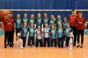 Porażka Wieżycy 2011 na otwarcie finału mistrzostw Polski