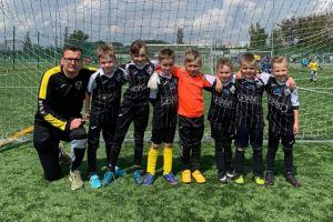 Zwycięstwo drużyny rocznika 2014 APK Jedynki Kartuzy w turnieju Baltic Football Cup