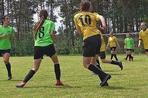 Turniej dziewcząt z okazji urodzin Panter i Olimpico w niedzielę w Sierakowicach