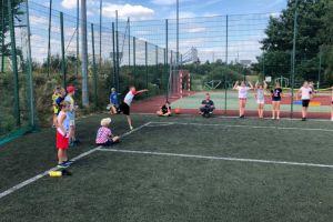 Dzień Dziecka na sportowo w gminie Przodkowo, w Kartuzach i na Złotej Górze