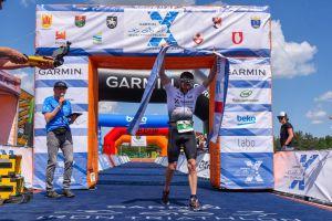 Garmin Iron Triathlon w Stężycy wystartował już po raz szósty
