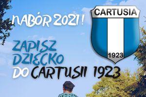 Cartusia 1923 zaprasza dzieci do klubu. W środę pierwszy trening naborowy