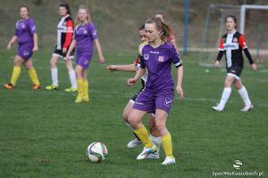 Pierwsze zwycięstwo GKS-u Żukowo w tym sezonie III ligi kobiet. Drużyna zrobiła prezent na urodziny swojej kapitan