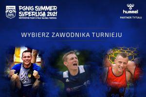 Maciej Papina walczy o tytuł zawodnika turnieju Summer Superligi