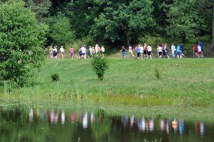 Marsze nordic walking i bieg Mistrzostw Szwajcarii Kaszubskiej w niedzielę w Żukowie