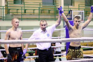 Drugi dzień Puchar Polski w Kick - Boxingu Low Kick w Kartuzach już się rozpoczął. Dziś 25 walk i na finał gala