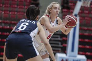 Aleksandra Ustowska zagrała w reprezentacji Polski U20 na turnieju w Konyi