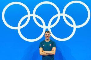 Jakub Skierka bez awansu podczas Igrzysk Olimpijskich w Tokio