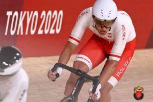 Sajnok i Staniszewski na 8. miejscu w olimpijskim madisonie w Tokio