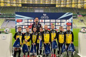 APK Jedynka Kartuzy trzecia w dużym turnieju InvestGDA Cup 2021