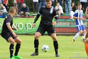 Jarota Jarocin - GKS Przodkowo 1:1 (1:0). Podział punktów po wyrównanym spotkaniu