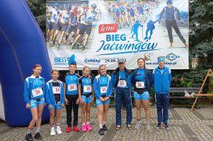Dobry start i miejsca na podium nartorolkarzy Cartusii w Gołdapi