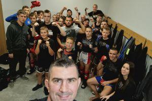 Rebelia Kartuzy zwycięzcą Pucharu Kaszub w Kickboxingu w Kartuzach