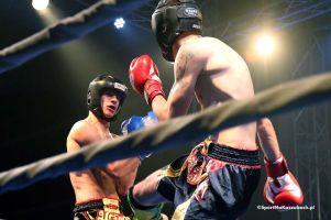 Puchar Kaszub DFN 2016 - gala kick - boxingu, K-1 i MMA w Kartuzach - druga część zdjęć