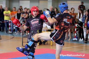Startują Mistrzostwa Polski w Kickboxingu Kick Light 2021 w Kartuzach