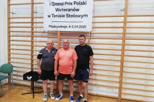 Tenisiści stołowi z Borkowa rozpoczęli sezon turniejów GPPW