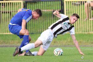 GKS Sierakowice - Olimpia Osowa 1:1 (0:0). Sierka nie pokonała ostatniej ekipy w tabeli i wciąż czeka na przełamanie