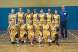 UKS Trops Kartuzy wygrał VI Ogólnopolski Turniej Koszykówki w Olsztynie
