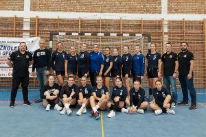 SPR GKS PG Żukowo zadebiutował w II lidze piłki ręcznej kobiet