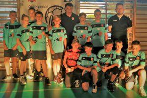 Piłkarze ręczni GKS-u Żukowo wygrali turniej Kręć Tą Ręką we Włocławku