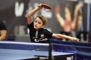 Samuel Michna z medalami MP LZS i Top 16 oraz udziałem w startem w WTT Youth Star Contender