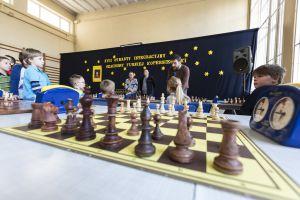 SP nr 2 Kartuzy zaprasza na XXIV Otwarty Szachowy Turniej Siedmiu Gwiazd