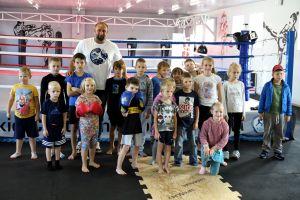 Artur Siódmiak spotkał się z dziećmi w KCSW
