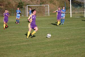 GKS Żukowo - Olimpico Malbork 3:3 (3:3). Kolejny punkt żukowianek w III lidze kobiet