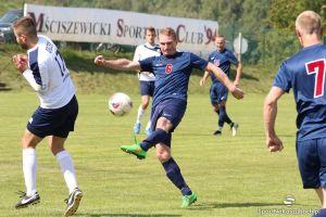 Czarni Pruszcz Gdański - KS Mściszewice 2:1 (0:1). Gospodarze lepsi w meczu sąsiadów z tabeli
