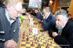 XV Mistrzostwa Powiatu Kartuskiego w Szachach w Somoninie 2016. Zagrało prawie 50 zawodników z różnych stron Pomorza
