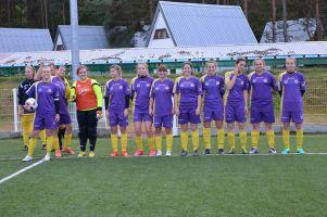 Lew Lębork – GKS Żukowo 1:3 (0:1). Drugie w sezonie zwycięstwo piłkarek z Żukowa w III lidze kobiet
