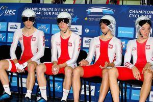Szymon Sajnok już po torowych mistrzostwach Europy. Wraca z dwoma ósmymi i jednym jedenastym miejscem