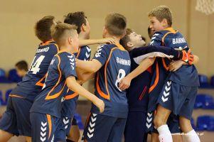 Sierakowice wygrały powiatowy finał XLV Igrzysk Młodzieży Szkolej w Halowej Piłce Nożnej Szkół Wiejskich