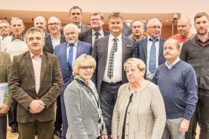 Dariusz Męczykowski przewodniczącym, Mirosław Płotka w zarządzie Szkolnego Związku Sportowego w Gdańsku