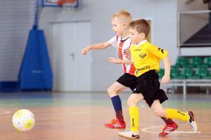 Pierwszy turniej Jako Futsal Cup 2016/2017. Marko - Gol Gdańsk najlepszy w turnieju rocznika 2010