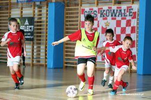 Somonino Cup. Ex Siedlce, Mały Jeziorak Iława i Błęitki Wejherowo na podium pierwszego z cyklu turniejów halowej piłki nożnej