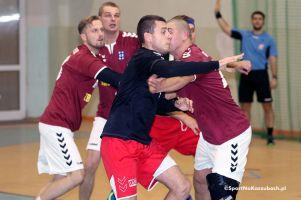 GKS Cartusia Kartuzy - Sambor Tczew 26:21 (15:12). Zwycięstwo po nie najlepszym meczu