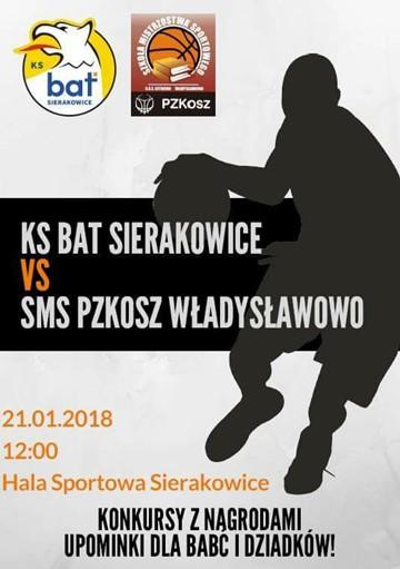 KS Bat - Władysławowo PB